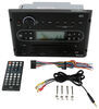 292-101079 - Double DIN iRV In-Wall Stereo
