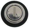 "Replacement Cam Lock Cylinder for RVs - Keyed Alike Option - Stainless Steel - 1-3/4"" Long 295-000077"
