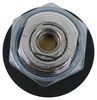 "Replacement Cam Lock Cylinder for RVs - Keyed Alike Option - Stainless Steel - 1-1/8"" Long Compartment Door 295-000004"