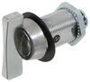"""Replacement Thumb Turn Cam Latch Cylinder - Stainless Steel - 1-1/8"""" Long 295-000012"""