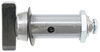 """Replacement Thumb Turn Cam Latch Cylinder - Stainless Steel - 1-3/4"""" Long 295-000014"""