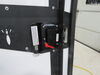 Global Link RV Entry Door Locking Latch Kit with Keyed Alike Option - Black Keyed Alike Option 295-000019 on 2020 Taxa Mantis Travel Trailer