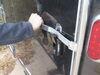 Global Link Built In Lock Trailer Door Latch - 295-000024