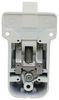 Global Link Vise Lock for Cam-Action Door Latch - Keyed Alike Option - White Cam Latch Locks 295-000026