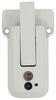 Global Link Vise Lock for Cam-Action Door Latch - Keyed Alike Option - White 6-1/4 Inch Long Lock 295-000026