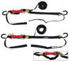 Motorcycle Tie Downs 297-10DR - 851 - 1200 lbs - ShockStrap
