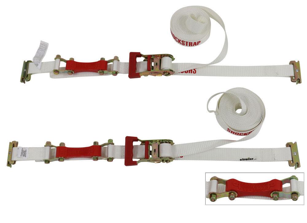 Ratchet Straps 297-20ETBB-2 - 2 Straps - ShockStrap