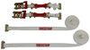 Ratchet Straps 297-20ETBB-2 - 11 - 20 Feet Long - ShockStrap