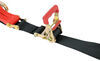 Ratchet Straps 297-9RSDB - 1-1/8 - 2 Inch Wide - ShockStrap