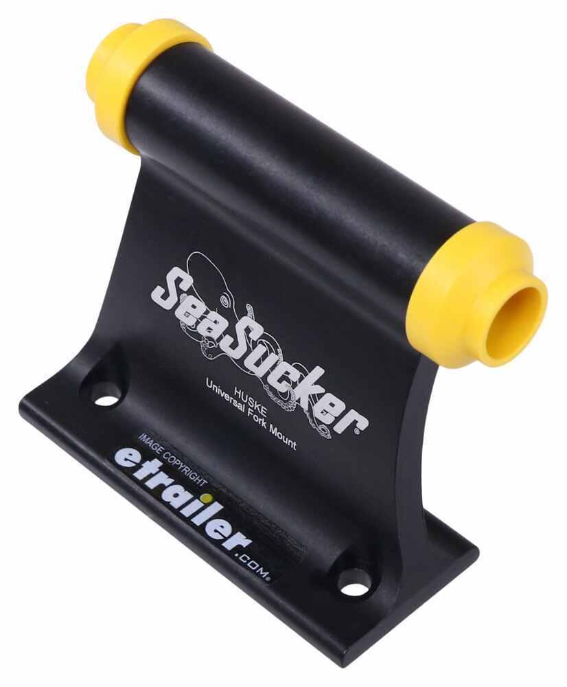 SeaSucker HUSKE Bike Rack - Fork Mount - 15-mm x 110-mm Boost Thru-Axle - Gold Bolt On 298-BA14205