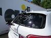 SeaSucker Komodo Trunk Bike Rack - Fork Mount - Vacuum Cup Mounted - Black Locks Not Included 298-BK1910-BK on 2010 Audi Q5