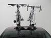 SeaSucker Mini Bomber Roof 2 Bike Rack - Fork Mount - Vacuum Cup Mounted Aluminum 298-BM2006
