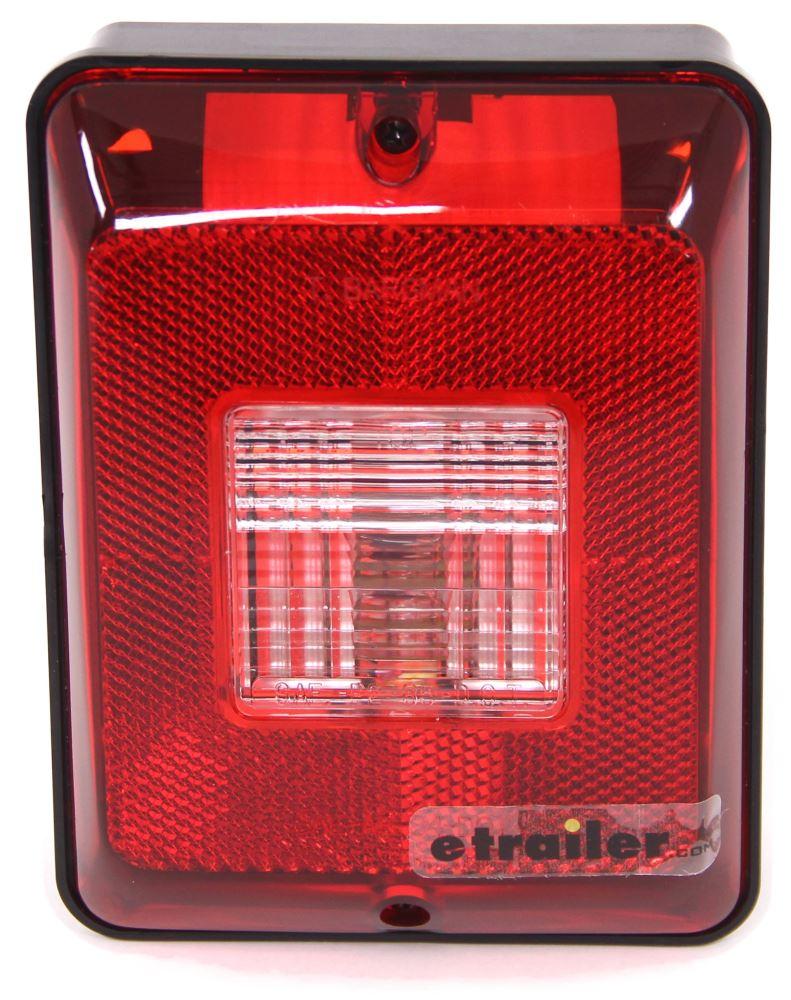 Trailer Lights 30-86-103 - Red - Bargman