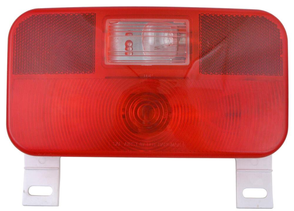 Bargman Rectangle Trailer Lights - 30-92-004