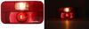 Bargman Red and White Trailer Lights - 30-92-107