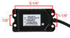 """Linxup GPS Tracking Device w/ 4G Service - 3-3/4"""" Long x 2"""" Wide x 1"""" Tall 300-AT3-S"""