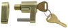 Trailer Coupler Lock - Butterfly Style 3/4 Inch Span 3008