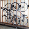 Feedback Sports Velo Hinge Bike Storage Rack - Wall Mount - Black - 1 Bike Wheel Mount 301-16724