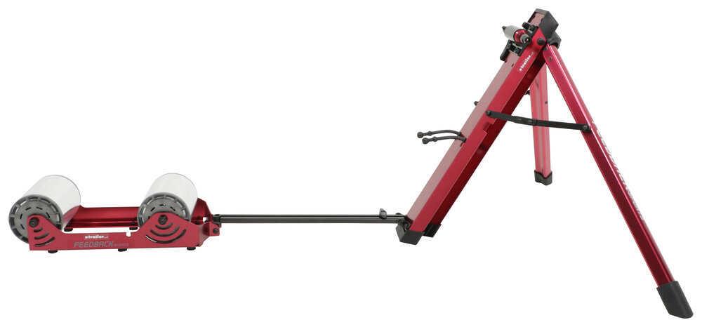 Feedback Sports Omnium Portable Track Trainer - Minimal Resistance No Watt Measurement 301-17250