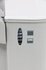 Dometic Portable Camping Toilet - 2.6 Gallon Tank - Gray 2.6 Gallons DOM34FR