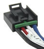 Tekonsha Plug-In Wiring Adapter for Electric Brake Controllers - GM Plugs into Brake Controller 3015-P