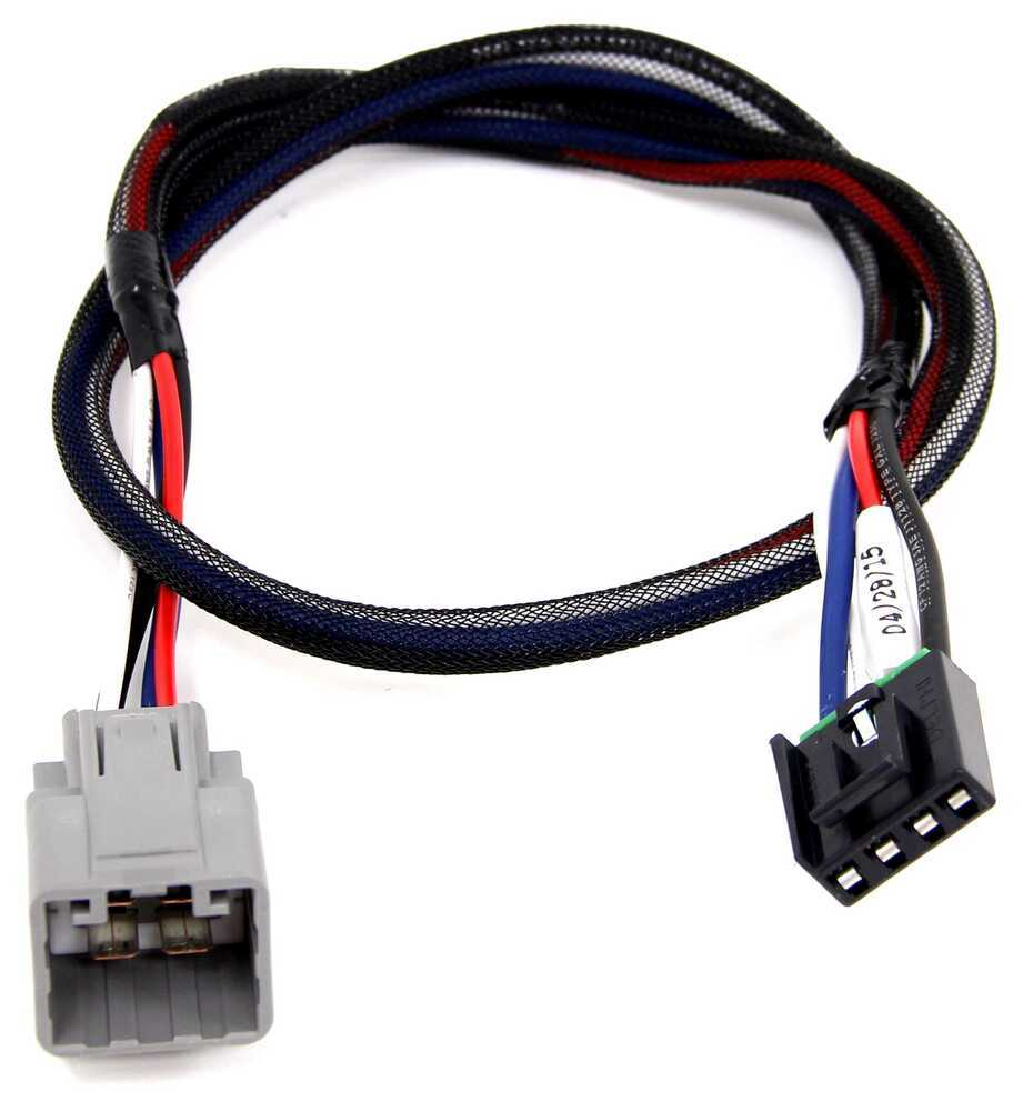 3024-P - Wiring Adapter Tekonsha Accessories and Parts