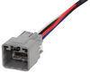 Tekonsha Plug-In Wiring Adapter for Electric Brake Controllers - Ram Plugs into Brake Controller 3024-P