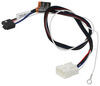 Tekonsha Custom Wiring Adapter for Trailer Brake Controllers - Dual Plug In Plugs into Brake Controller 3031-P