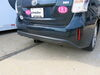 Trailer Hitch 306-X7192 - Class III - EcoHitch on 2017 Toyota Prius v