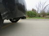 EcoHitch Trailer Hitch - 306-X7194 on 2013 Toyota Prius c