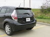 """EcoHitch Hidden Trailer Hitch Receiver - Custom Fit - 2"""" Concealed Cross Tube 306-X7194 on 2013 Toyota Prius c"""
