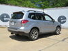 306-X7216 - 525 lbs TW EcoHitch Custom Fit Hitch on 2017 Subaru Forester