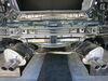 306-X7257 - 3500 lbs GTW EcoHitch Trailer Hitch on 2019 Subaru WRX