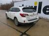 EcoHitch Trailer Hitch - 306-X7267 on 2017 Subaru Outback Wagon