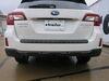 306-X7267 - Class II EcoHitch Trailer Hitch on 2017 Subaru Outback Wagon