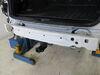 EcoHitch Custom Fit Hitch - 306-X7267 on 2017 Subaru Outback Wagon
