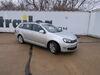 "EcoHitch Hidden Trailer Hitch Receiver - Custom Fit - 2"" 2000 lbs GTW 306-X7284 on 2014 Volkswagen Jetta SportWagen"