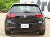"EcoHitch Hidden Trailer Hitch Receiver - Custom Fit - Class II - 1-1/4"" 200 lbs TW 306-X7310 on 2017 Volkswagen Golf"
