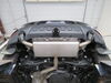 "EcoHitch Hidden Trailer Hitch Receiver - Custom Fit - Class II - 1-1/4"" 1-1/4 Inch Hitch 306-X7310 on 2017 Volkswagen Golf"