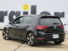 EcoHitch Custom Fit Hitch - 306-X7310 on 2017 Volkswagen Golf