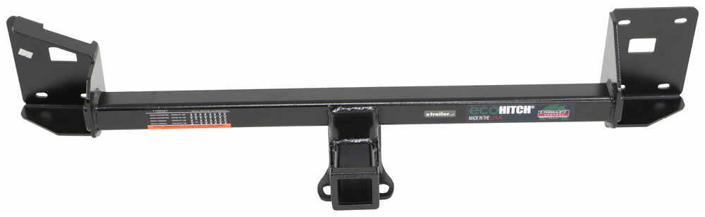 "EcoHitch Hidden Trailer Hitch Receiver - Custom Fit - 2"" Concealed Cross Tube 306-X7315"