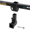 """EcoHitch Stealth Trailer Hitch Receiver - Custom Fit - 2"""" 2000 lbs GTW 306-X7373"""