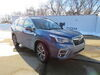 EcoHitch Custom Fit Hitch - 306-X7391 on 2021 Subaru Forester