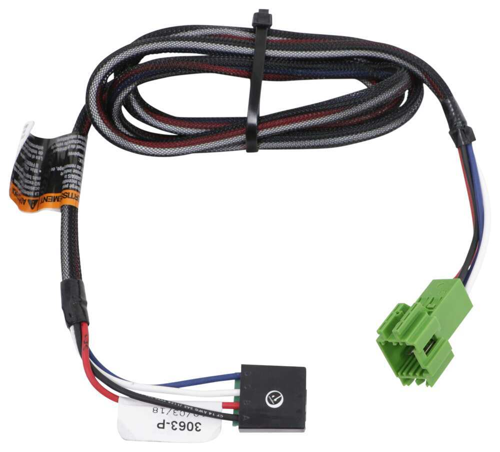 Tekonsha Trailer Brake Controller - 3063-P