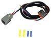Tekonsha Custom Wiring Adapter for Trailer Brake Controllers - Pigtail - Ford Wiring Adapter 3065-S