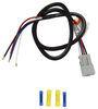 Tekonsha Custom Wiring Adapter for Trailer Brake Controllers - Pigtail - Honda Vehicle Specific 3070-S