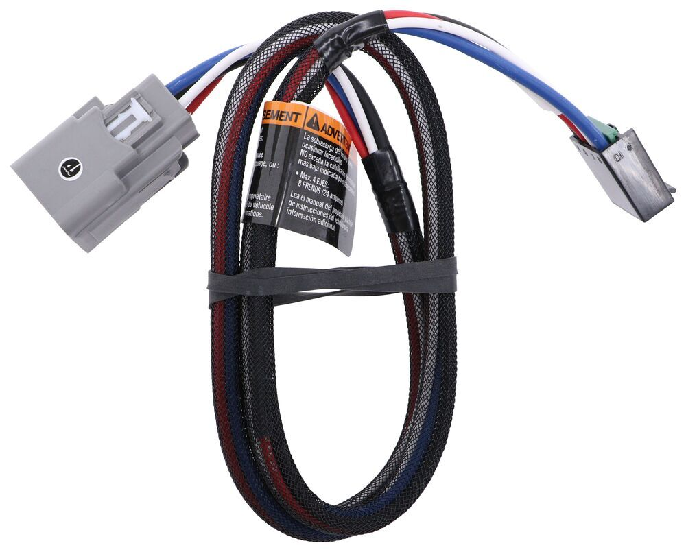 3073-P - Wiring Adapter Tekonsha Accessories and Parts