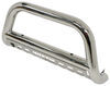"""Westin E-Series Bull Bar with Skid Plate - 3"""" Tubing - Polished Stainless Steel Silver 31-5120"""