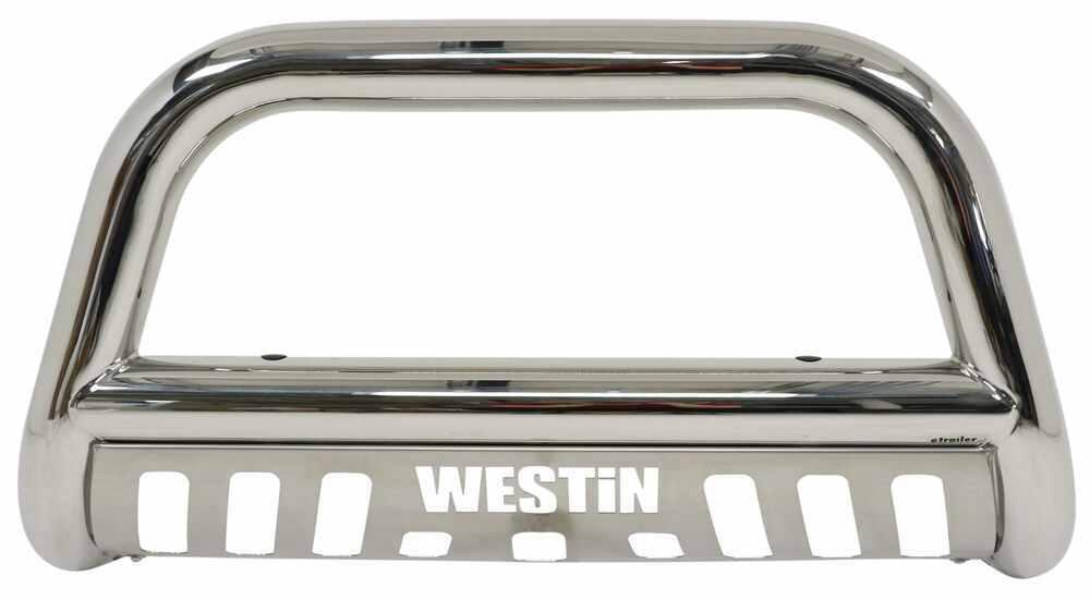 31-5120 - 3 Inch Tubing Westin Bull Bar