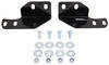 Replacement Mounting Hardware for Westin E-series Bull Bar with Skid Plate Installation Kit 31-525PK